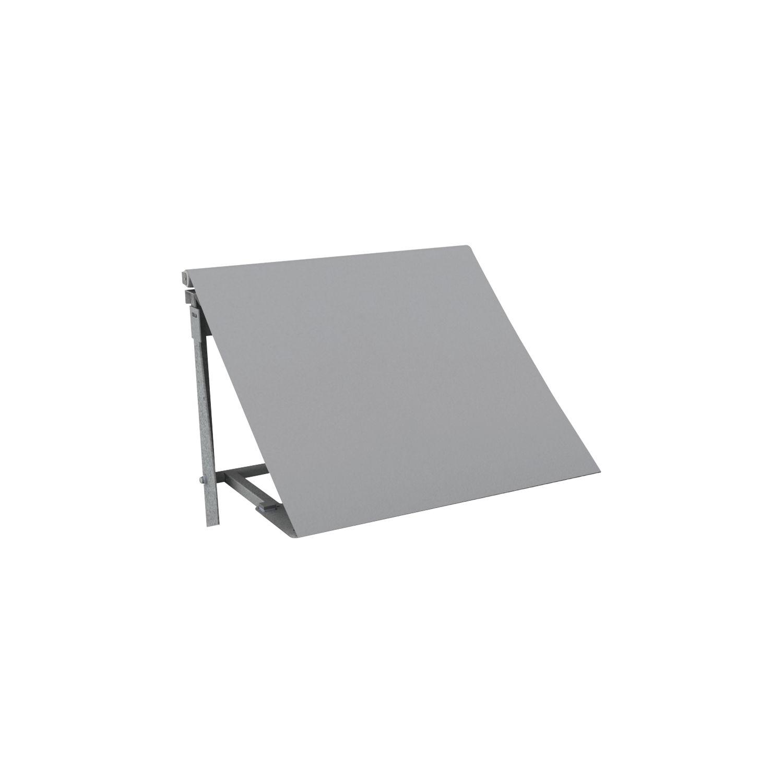 Diago 504 Sichtschutzrollo Breite 600 Mm Kunststoff Grau