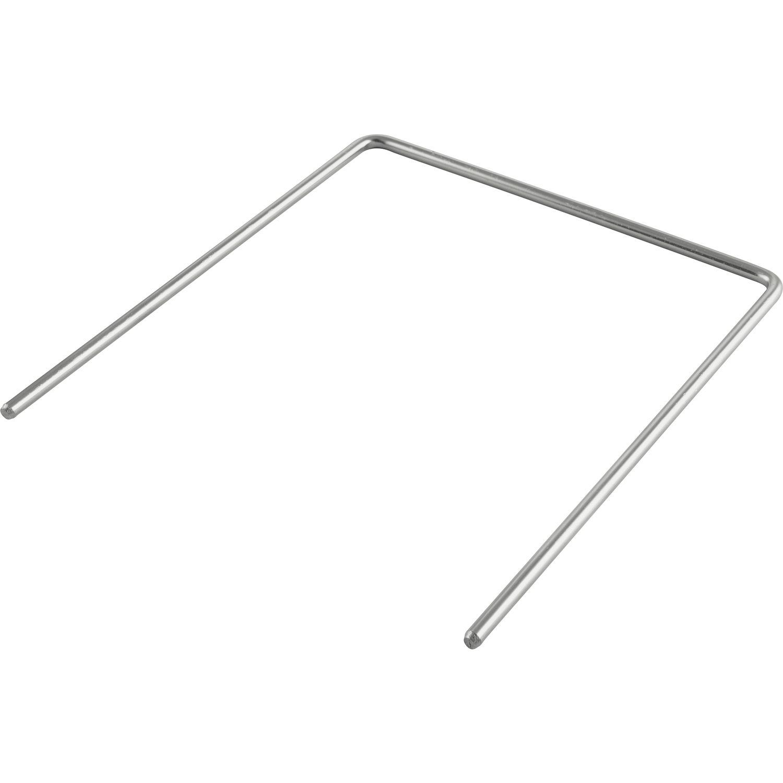 Reidl Splinte 4 x 90 mm DIN 94 Stahl galv verzinkt farblos 10 St/ück