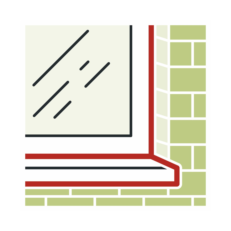 illbruck fa101 fenster und anschlussfugen silikon 310ml. Black Bedroom Furniture Sets. Home Design Ideas