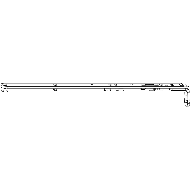 Maco-scherenarm-Taille 1-Taille 800 mm