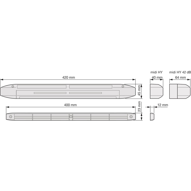 siegenia aeromat midi hy fensterl fter 38 db wei. Black Bedroom Furniture Sets. Home Design Ideas
