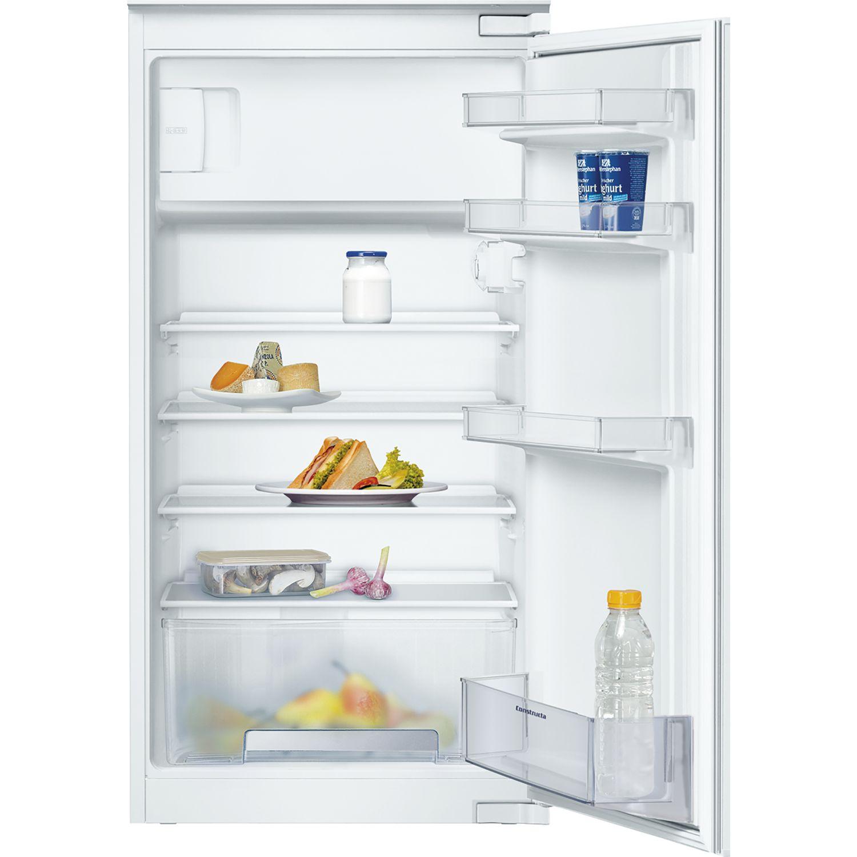 CONSTRUCTA Kühlschrank CK64305 mit Gefrierfach, integrierbar 1025 mm