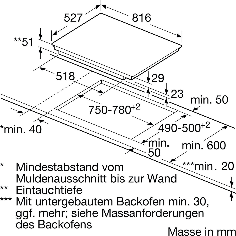 bosch induktion autark great awesome cm produktbild bosch pxykwe edelstahl autarkes kochfeld. Black Bedroom Furniture Sets. Home Design Ideas
