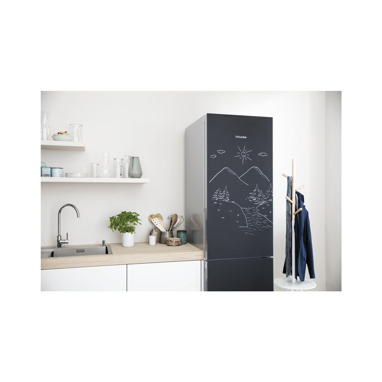 MIELE Stand Kühlschrank KFN D bb Blackboard Edition