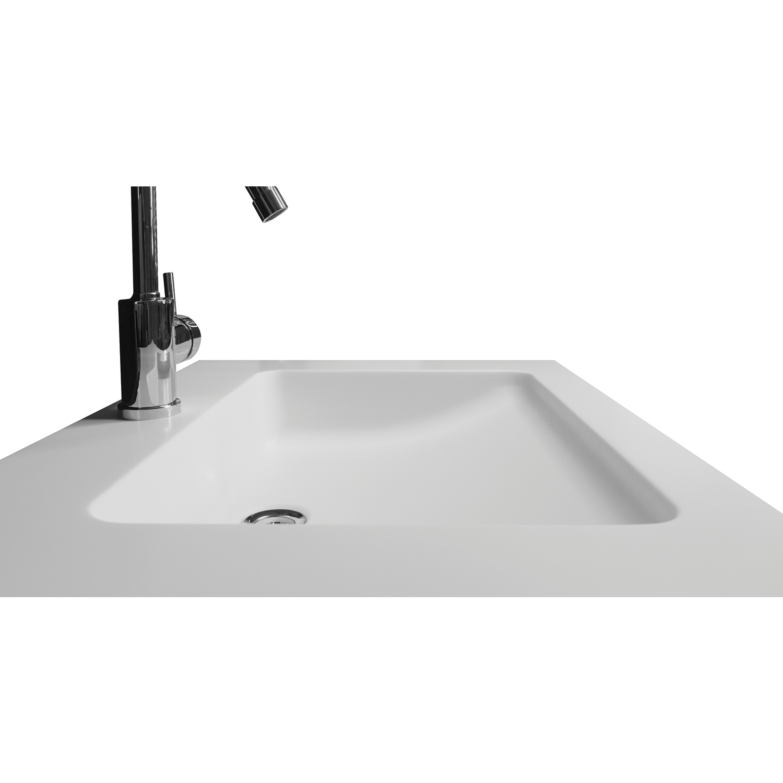 marlan waschtisch saniplan 1001 1200 mm. Black Bedroom Furniture Sets. Home Design Ideas