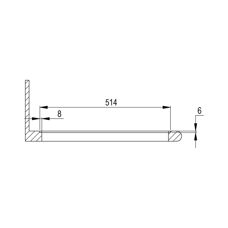 GUTMANN Autarkes Induktions Ceranfeld 11C380I 38 cm breit