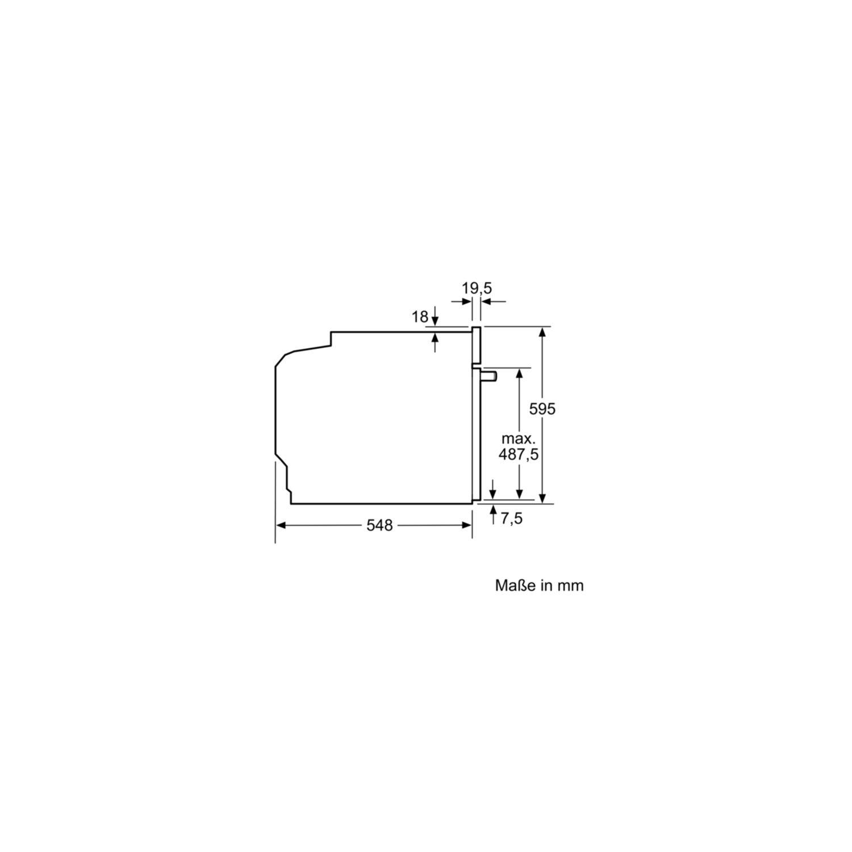 siemens backofen hb634gbw1 wei. Black Bedroom Furniture Sets. Home Design Ideas