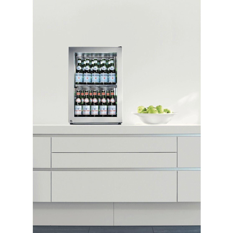 liebherr kompakt k hlschrank cmes 502 edelstahl. Black Bedroom Furniture Sets. Home Design Ideas