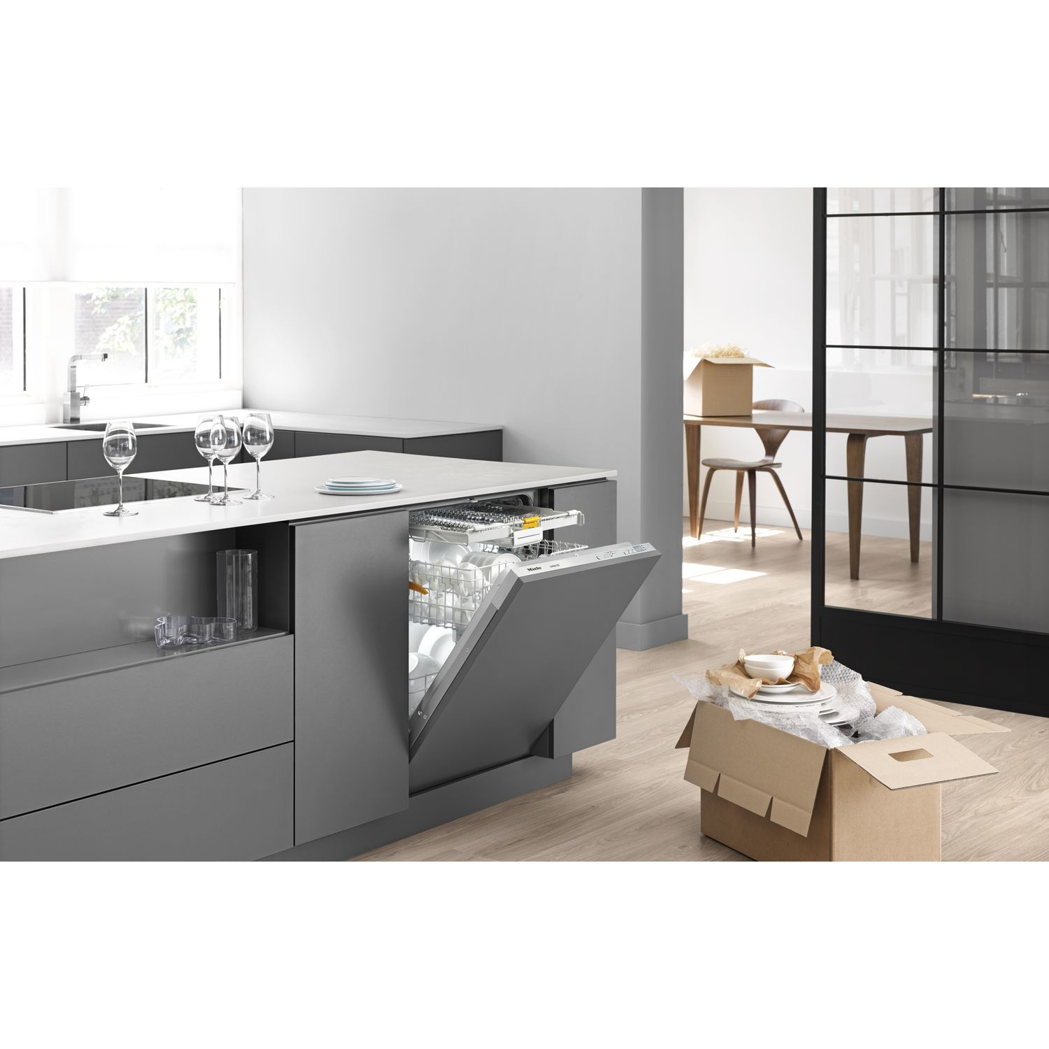 miele geschirrsp ler g 4990 scvi vollintegriert nische 600 mm. Black Bedroom Furniture Sets. Home Design Ideas