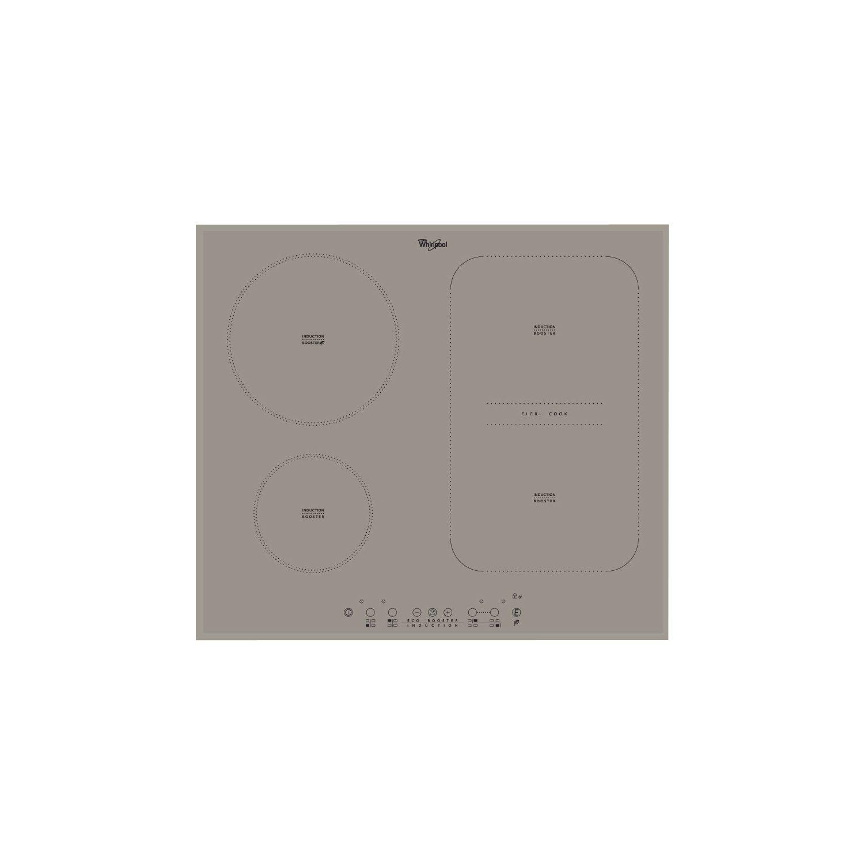 WHIRLPOOL Autarkes Induktions Ceranfeld ACM 808 BA S