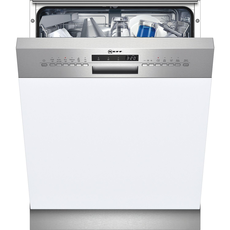 Neff Geschirrspuler Gh94602p Teilintegriert Nische 600 Mm