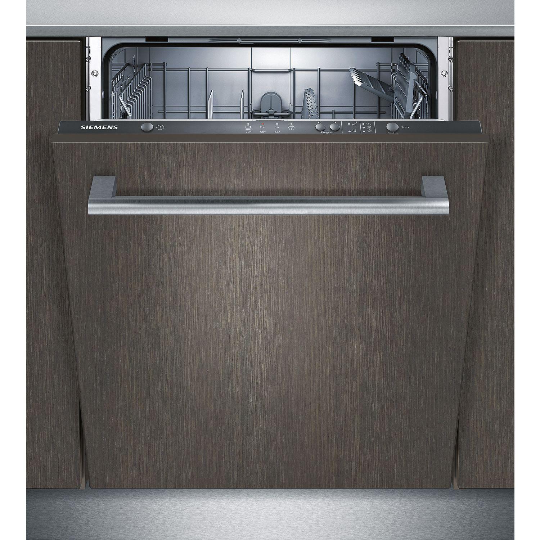siemens geschirrsp ler sn614x00ae vollintegriert nische 600 mm. Black Bedroom Furniture Sets. Home Design Ideas