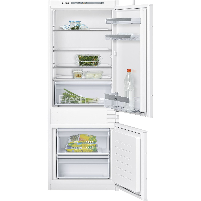 Siemens einbau kuhl gefrierkombination ki 67vvf30 for Siemens kühlschrank kombi