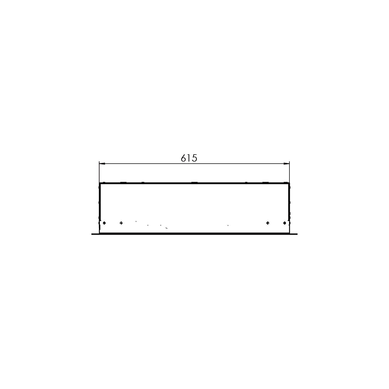 gutmann decken dunstabzugshaube capa 07c umluft klarglas schwarz 120 x 70 cm. Black Bedroom Furniture Sets. Home Design Ideas