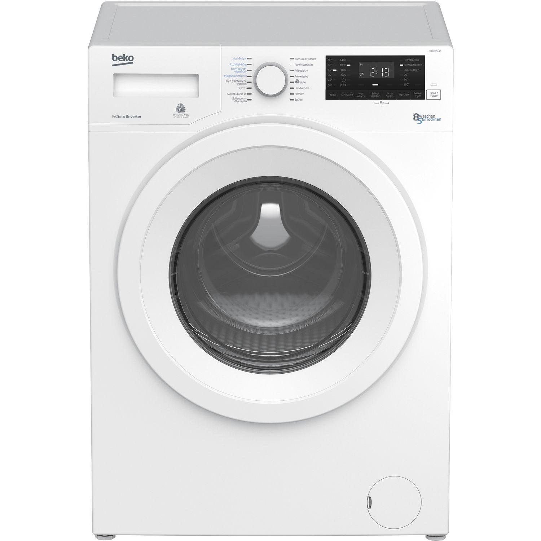 Beko Waschtrockner Wdw 85140 60 Cm Breit