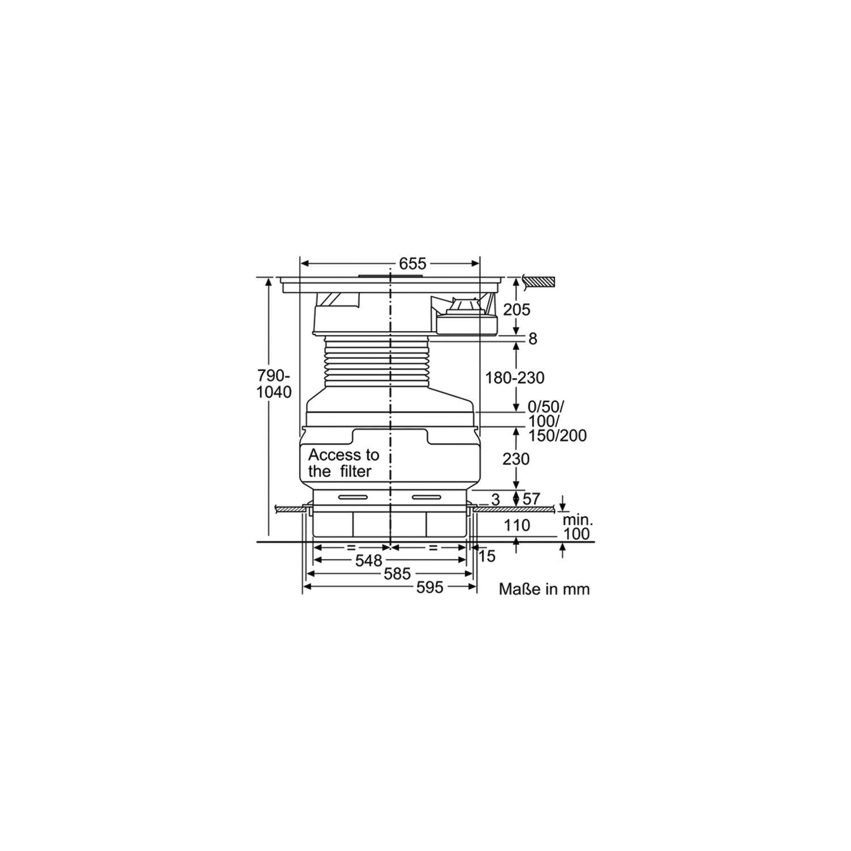 siemens kochfeld mit integriertem dunstabzug ex845lx34e. Black Bedroom Furniture Sets. Home Design Ideas