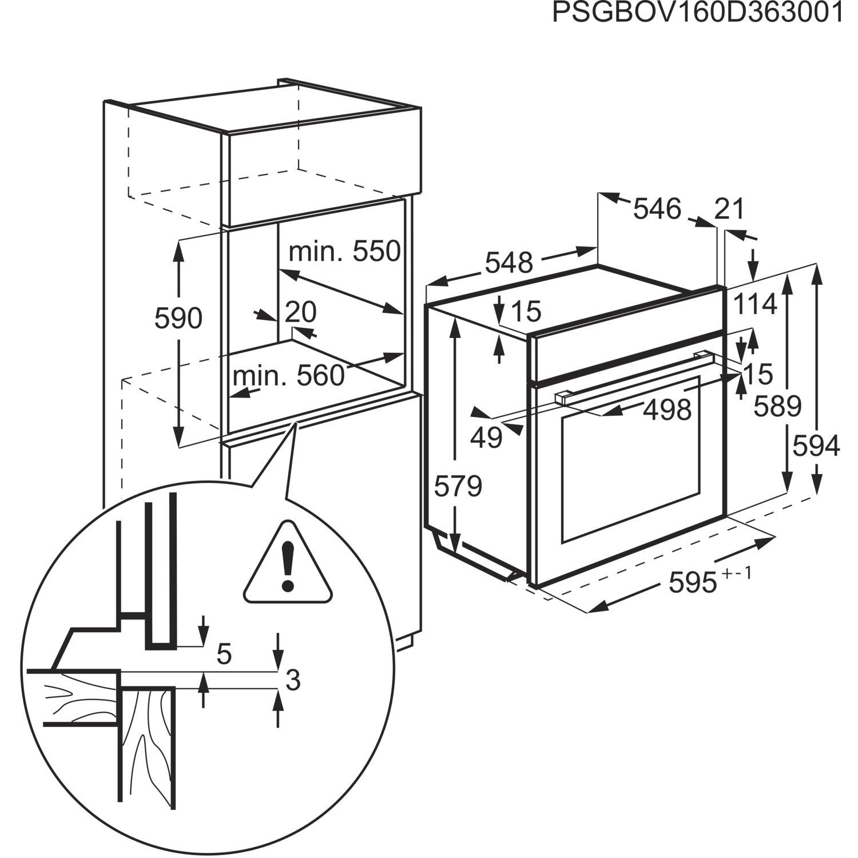 aeg dampfbackofen bsk892230m edelstahl. Black Bedroom Furniture Sets. Home Design Ideas