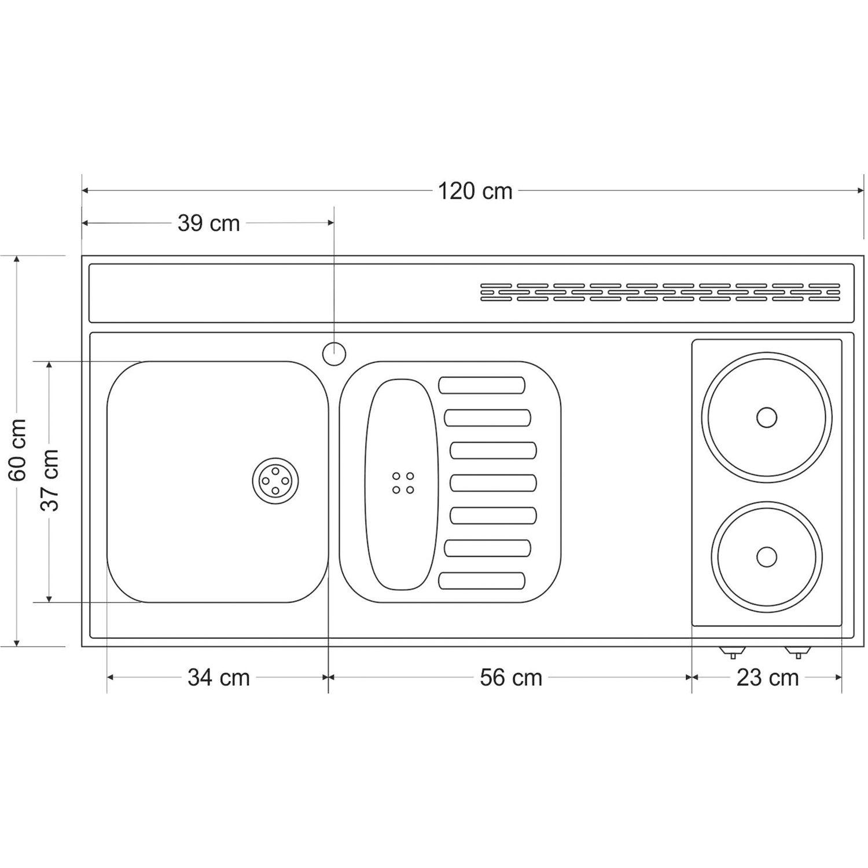 Breite 120 cm awesome bett breit medium size of en house for Tischfolie holzoptik