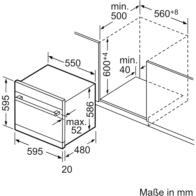 siemens modular geschirrsp ler sc76m532eu integrierbar. Black Bedroom Furniture Sets. Home Design Ideas