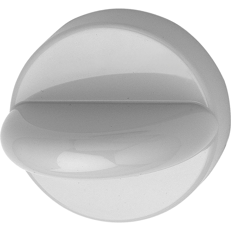 Blindrosetten flach 306.23 reinweiß