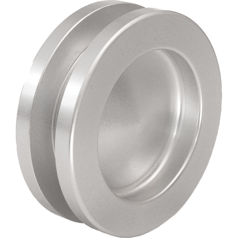 Aluminium silber eloxiert