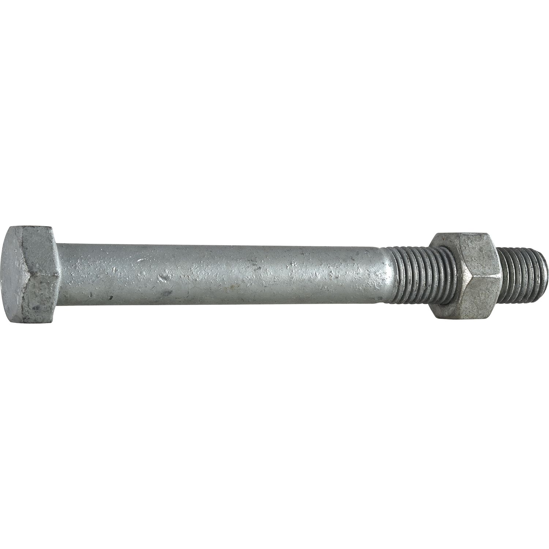 Innensechskant M 8 x 85 8.8 blank 10x DIN 912 Zylinderschraube