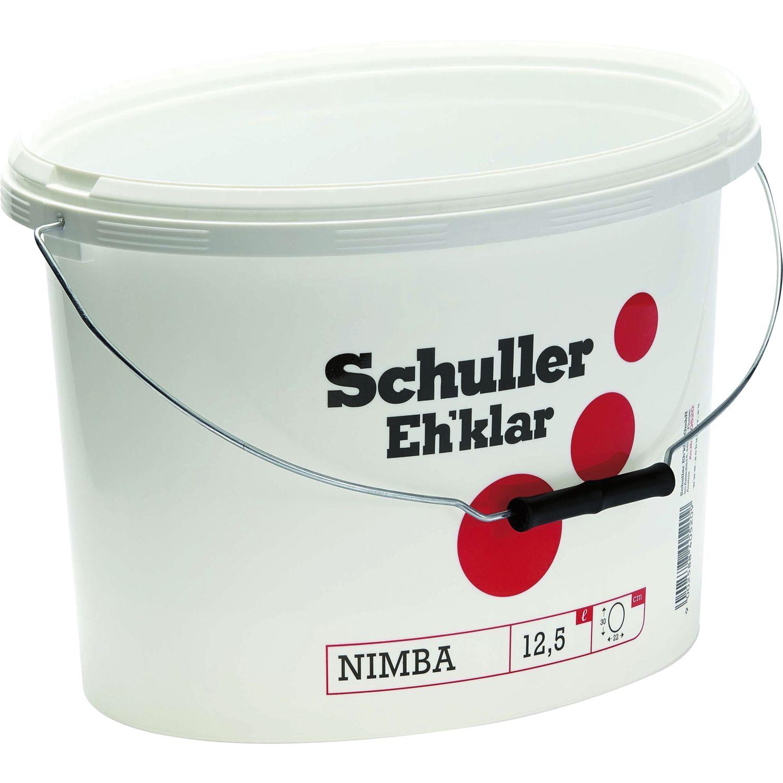 Schuller farbeimer oval aus kunststoff 12 5 liter for Decor 5 5 litre