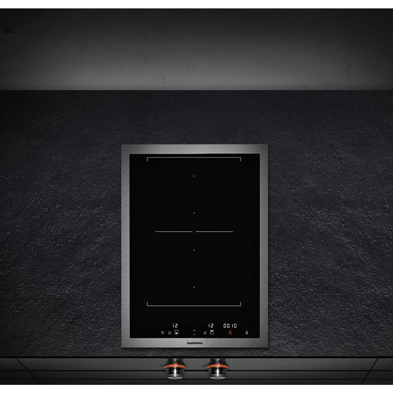 gaggenau kochfeld vi422111 glaskeramik induktion autark 400 mm. Black Bedroom Furniture Sets. Home Design Ideas