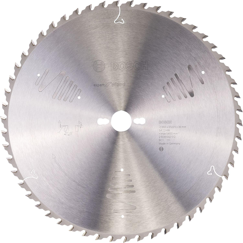 Bosch Kreissägeblatt Optiline Wood für Tischkreissägen 250 x 30 x 3,2 mm 40
