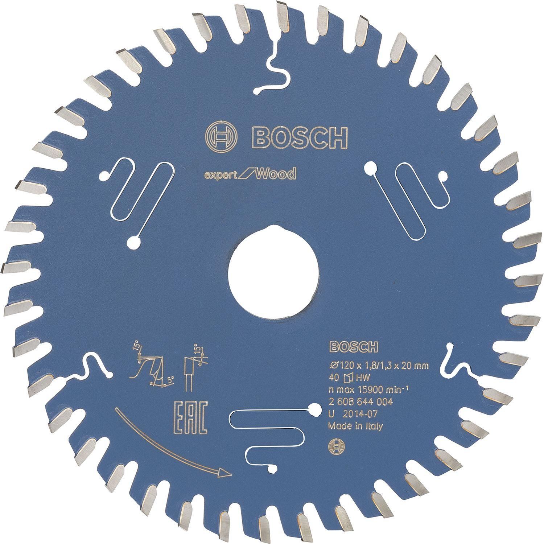 Bosch Kreissägeblatt Expert for Wood 2 608 644 070 270 x 30 x 2,8 mm 60