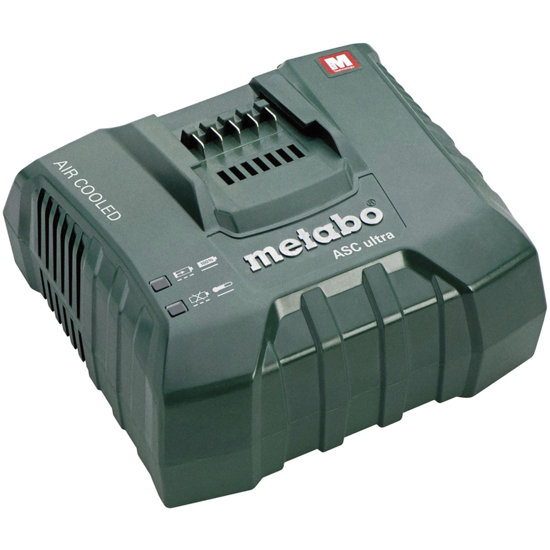 METABO Ladegerät ASC Ultra für 14,4 36,0 Volt Li Ion Akkus