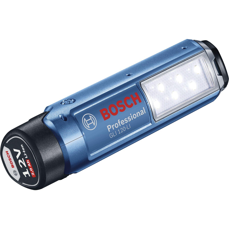 BOSCH Akku Lampe GLI 12V 300 12,0 Volt ohne Akku und Ladegerät