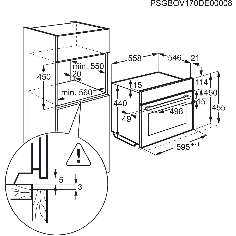 aeg kompakt dampfbackofen ksk892220m. Black Bedroom Furniture Sets. Home Design Ideas