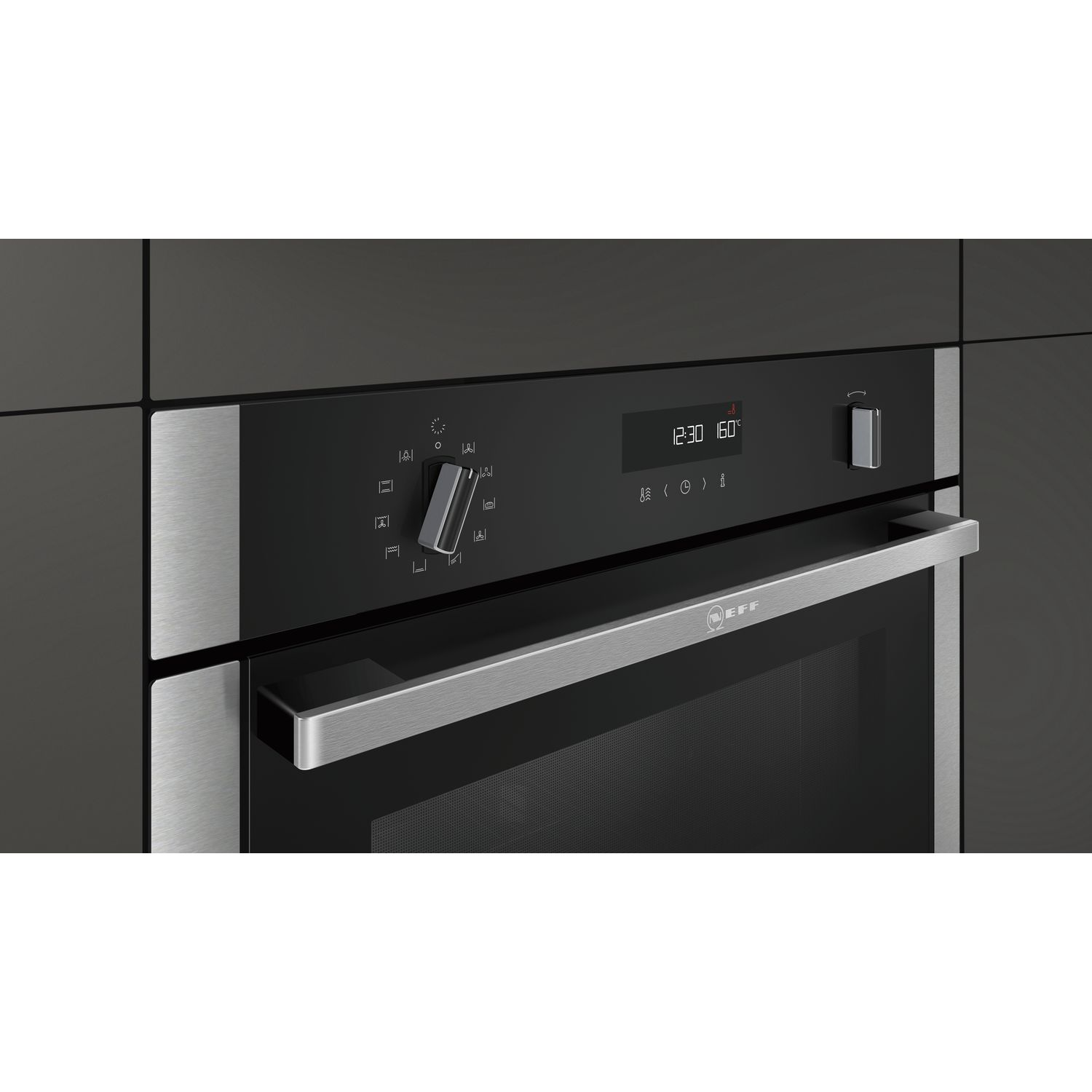 backofen beautiful backofen mega shw bwn neff backofen mit slide hide backofentr neff with. Black Bedroom Furniture Sets. Home Design Ideas