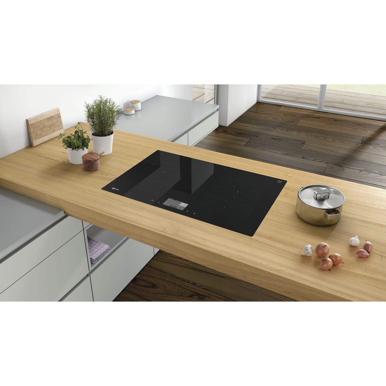neff kochfeld tpf686tx glaskeramik induktion autark 800 mm. Black Bedroom Furniture Sets. Home Design Ideas