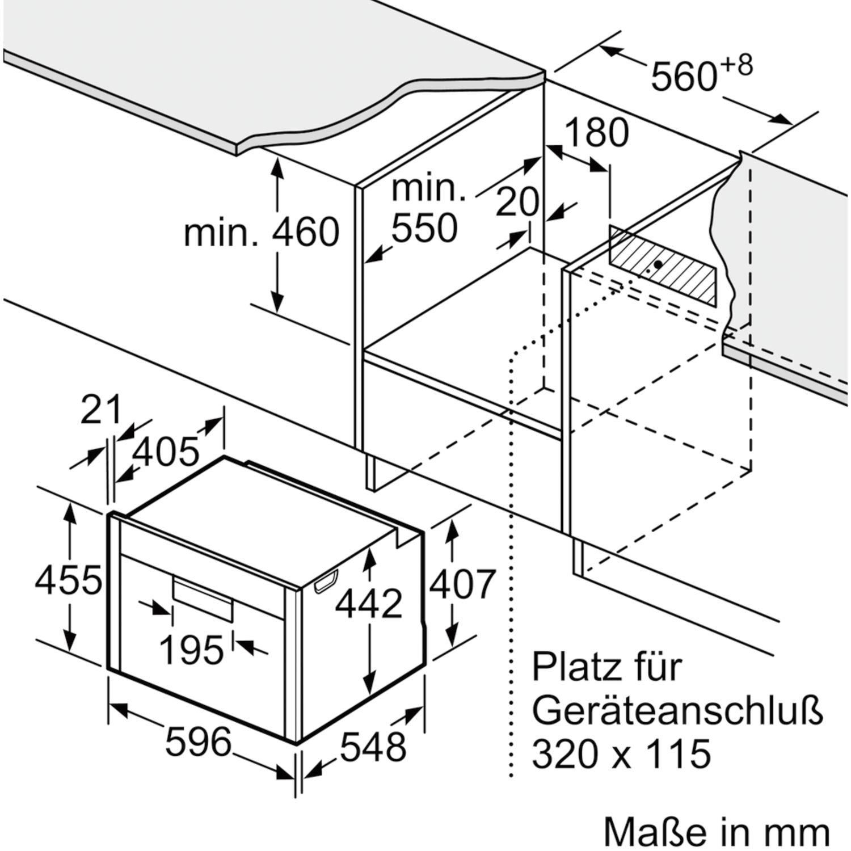 Neff CMS1722NMC Backofen mit Mikrowelle | Preisvergleich