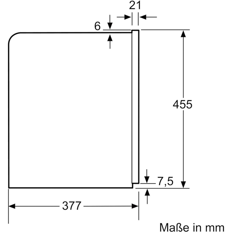 neff kaffeevollautomat cks1761nmc schwarz. Black Bedroom Furniture Sets. Home Design Ideas
