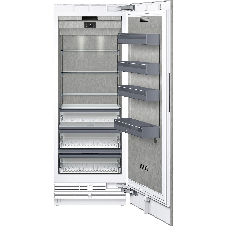 kühlschrank alarm bei offener tür