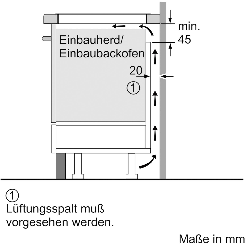 Bosch Kochfeld Pxe801dc1e Glaskeramik Induktion Autark 800 Mm