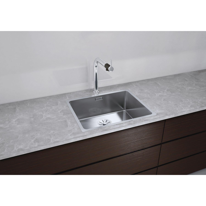 blanco 2d sp le andano 700 if edelstahl 522969. Black Bedroom Furniture Sets. Home Design Ideas