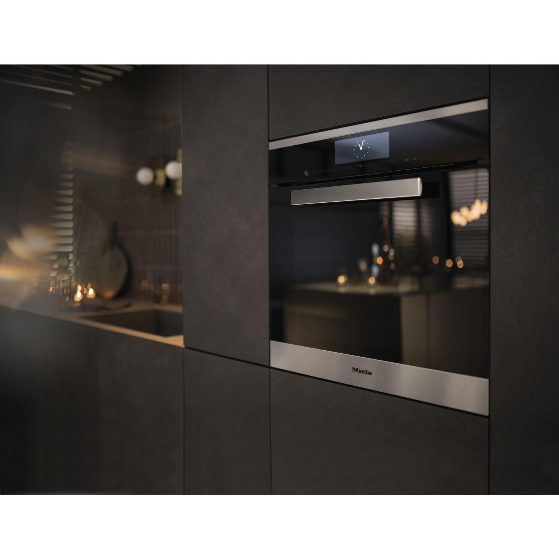 miele dialoggarer do 6860 bp edelstahl clst. Black Bedroom Furniture Sets. Home Design Ideas
