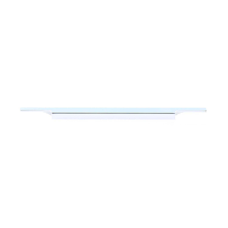 Aluminium natur eloxiert Griffleiste TRIM Breite 595 mm